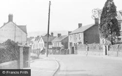 Ystrad Mynach, The Village c.1955