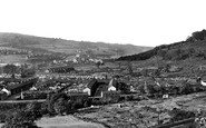 Ystrad Mynach, Tredomen Colliery and General View c1955