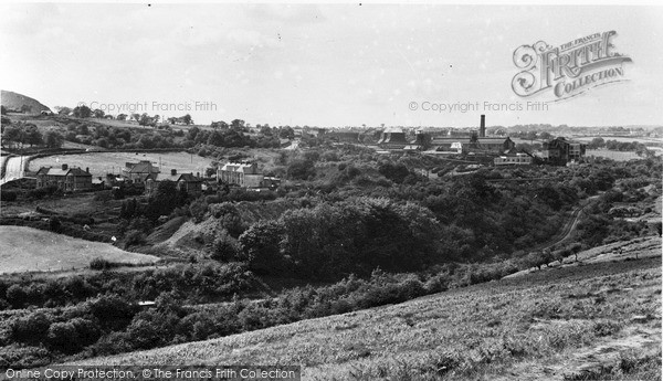 Photo of Ystrad Mynach, Tredomen Colliery And General View c.1955
