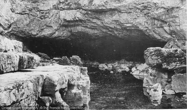 Photo of Ystradfellte, The Caves c.1955