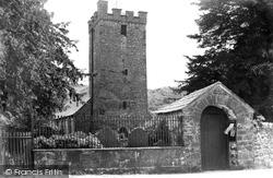 Ystradfellte, The Church 1936