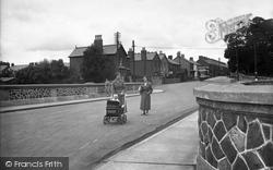 Ystradgynlais, Church Terrace 1937