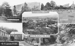 Ystradgynlais, Composite c.1955