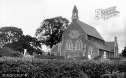 Ystradgynlais, St Cynog's Church 1937
