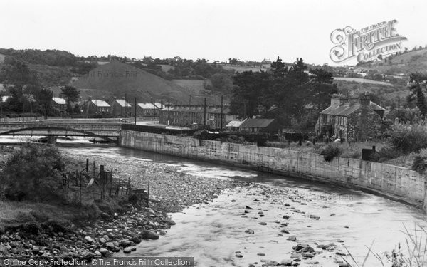 Photo of Ystradgynlais, The River Tawe 1938