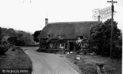 Row Farm c.1965, Zeals