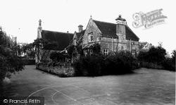 School House c.1965, Zeals