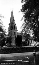Zeals, St Martin's Church c.1965