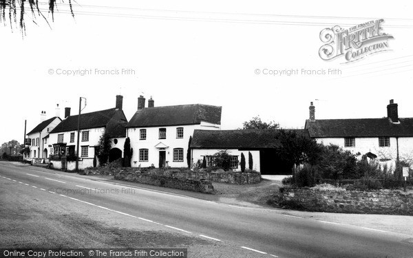 Photo of Zeals, The Bell And Crown Inn And Village c.1965