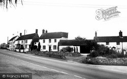 Zeals, The Bell And Crown Inn And Village c.1965
