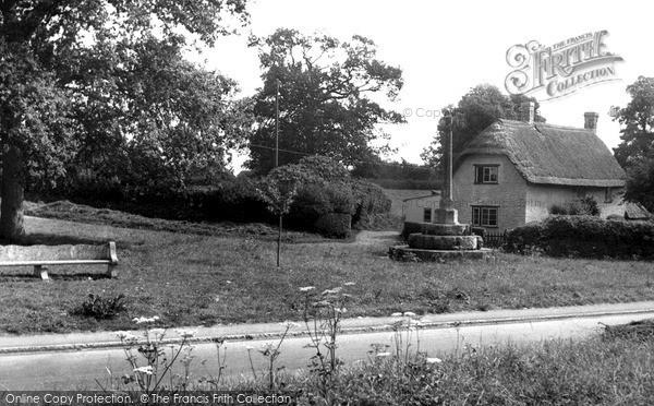 Photo of Zeals, The Green c.1950