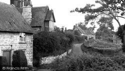 The Village c.1950, Zeals