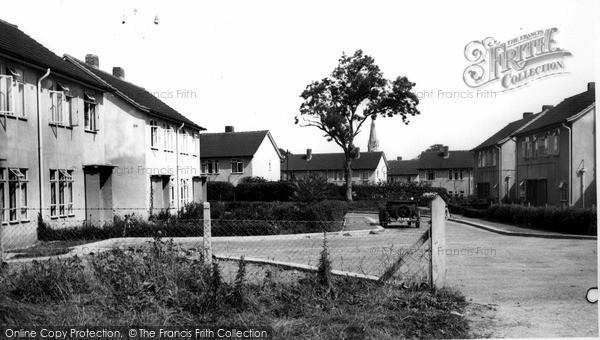 Photo of Zeals, Westfield c.1955