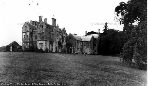 Photo of Zeals, Zeals House c.1955