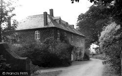 Zeals Manor c.1955, Zeals