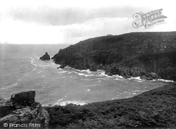 Cliffs 1928, Zennor