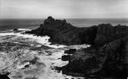Zennor, Gurnards Head c1955