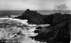 Gurnards Head c.1955, Zennor
