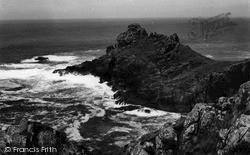 Zennor, Gurnards Head c.1955
