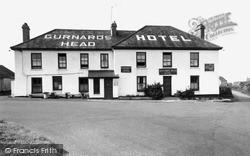 Gurnards Head Hotel c.1955, Zennor
