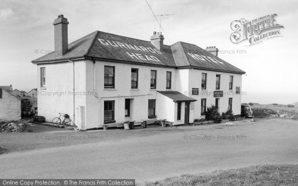 Photo of Zennor, Gurnards Head Hotel c.1955