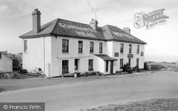 Zennor, Gurnards Head Hotel c.1955