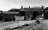 Zennor, Post Office c1955