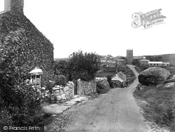 Village 1928, Zennor