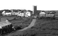 Zennor, Village c1955