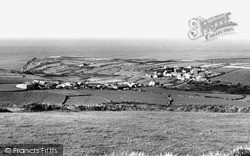 Village c.1955, Zennor