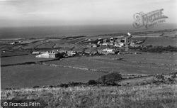Zennor, Village c.1955