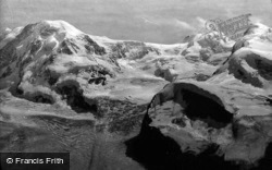 Lyskam c.1875, Zermatt