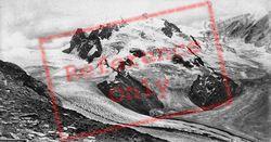 Monte Rosa c.1871, Zermatt