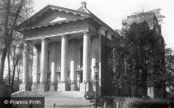 Nederlandse Hervormde Kerk And St Lievens Monstertoren 1936, Zierikzee