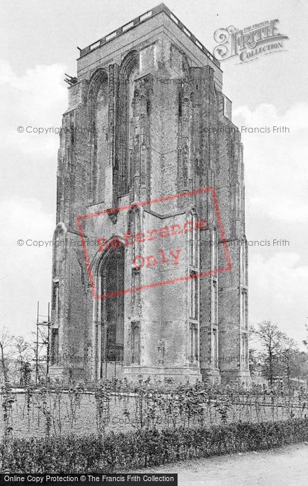 Photo of Zierikzee, St Lievens Monstertoren c.1935