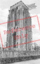 St Lievens Monstertoren c.1935, Zierikzee