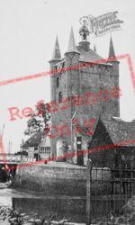 Zuidhavenpoort 1934, Zierikzee