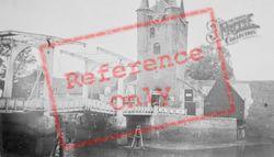 Zuidhavenpoort c.1935, Zierikzee