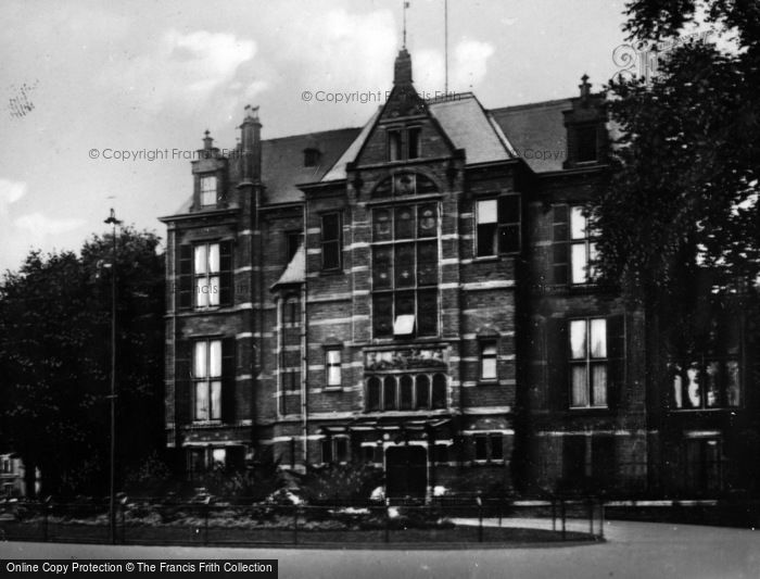 Photo of Zwolle, Hotel c.1930