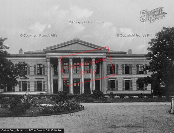 Photo of Zwolle, Paleis Van Justitie c.1930