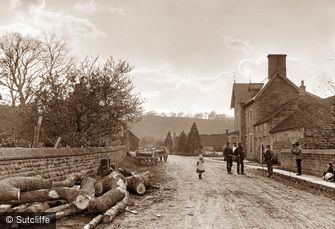 Egton Bridge, c1880