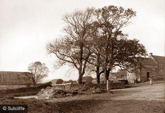 Egton, c1880