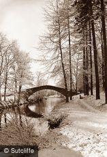 Glaisdale, Beggar's Bridge c1880