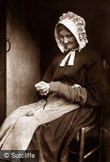 Glaisdale, Peace, Mrs Ann Scarth c1880