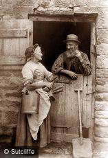 Lealholm, Darby & Joan c1880
