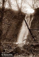 Littlebeck, Falling Foss c1880