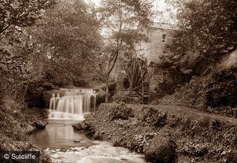 Rigg Mill, c1880