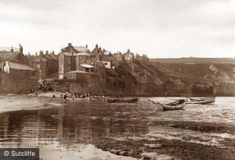 Robin Hood's Bay, c1880