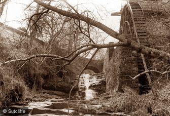 Robin Hood's Bay, Ramsdale Mill c1880