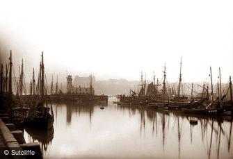 Scarborough, c1880